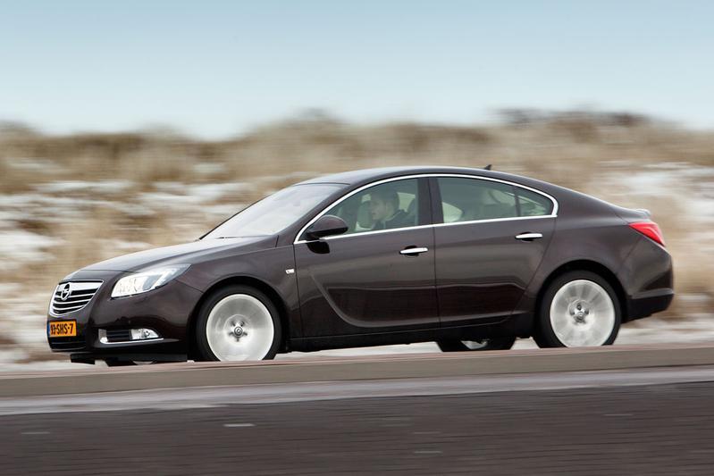 Opel Insignia 1.4 Turbo Ecoflex Cosmo (2012)
