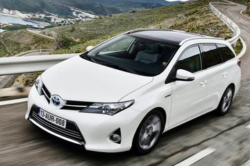 Toyota Auris Touring Sports 1.8 Hybrid Lease Exclusive (2015)