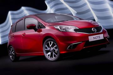 Nissan Note 1.2 Connect Edition (2013)