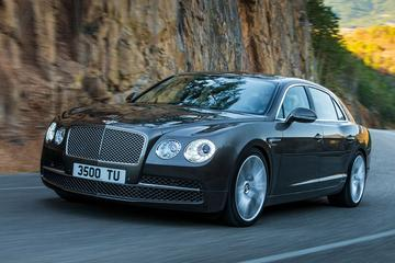 Bentley Flying Spur gaat tweede generatie in