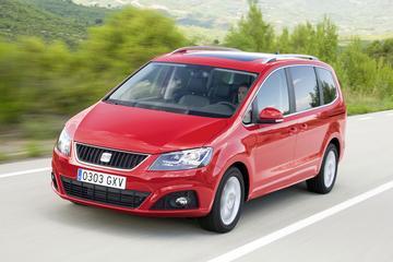 Nieuwe diesel voor Seat Alhambra