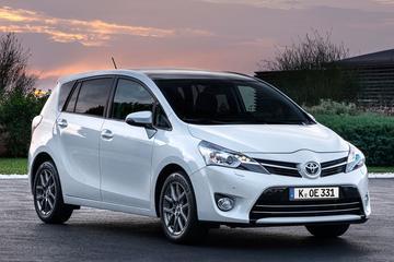 Toyota Verso beschikbaar met Mini-diesel