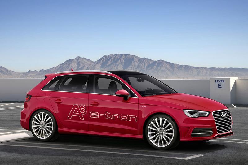 Audi A3 Sportback 1.4 TFSI e-tron Ambition Pro Line + (2015)