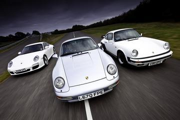 Porsche 911 centraal op Goodwood 2013