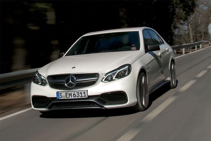 Rij-impressie Mercedes-Benz E 63 AMG