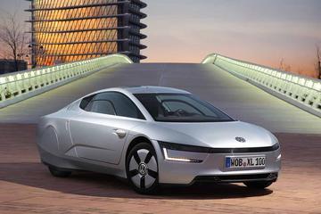Volkswagen XL1 nu in detail!