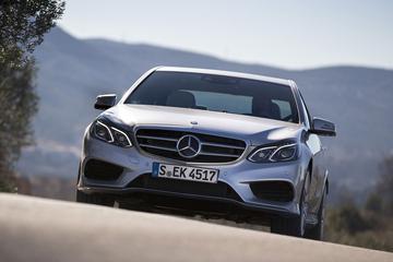 Mercedes-Benz E-klasse facelift