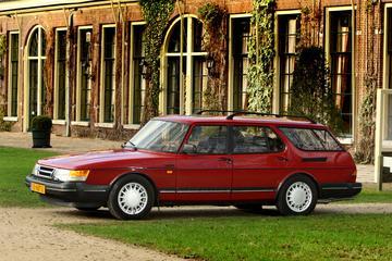 Saab 900 Safari (1981)