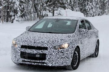 Chevrolet stoomt tweede generatie Cruze klaar