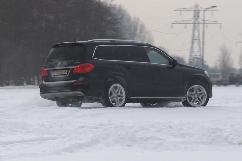 Rij-impressie Mercedes GL-Klasse