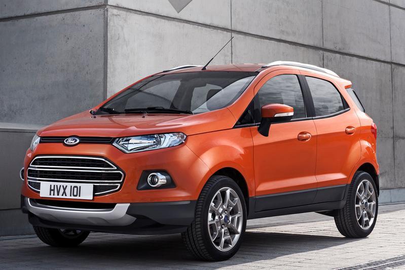 Ford EcoSport 1.0 EcoBoost 125pk Titanium (2017)