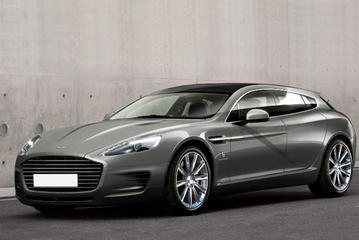 Verrassing: Aston Martin Rapide Shooting Brake