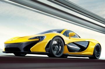 Nu wel echt: McLaren P1