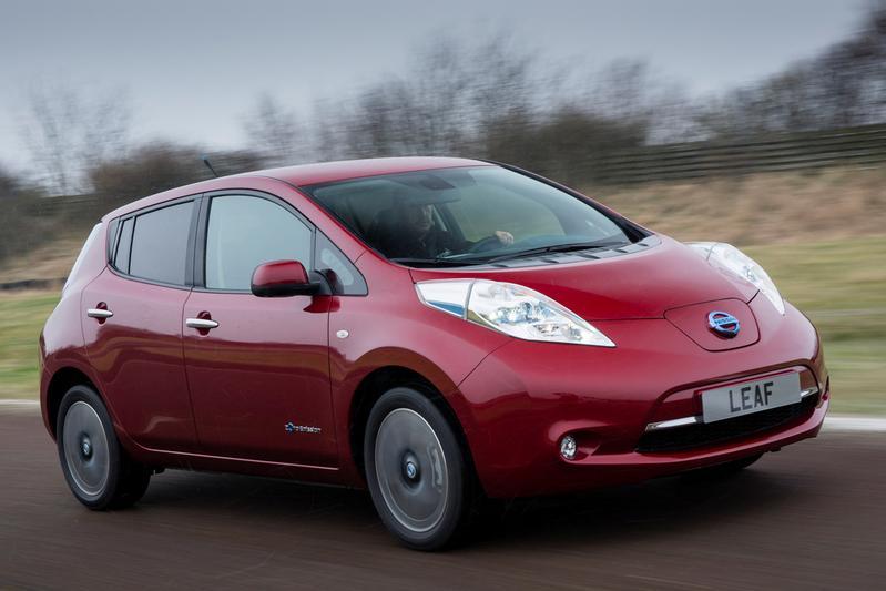 Nissan Leaf verbeterd