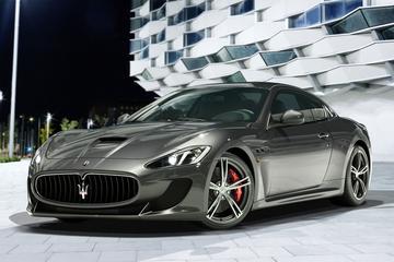 Maserati MC Stradale biedt plezier voor vier
