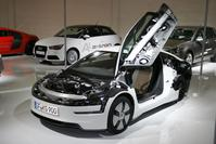Volkswagen Golf en XL1 plug-in hybrides