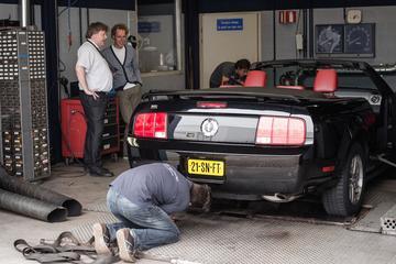 Ford Mustang V6 Convertible (2006)