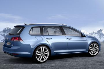 Gelekt: Volkswagen Golf Variant