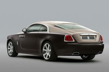 Lekkage bij Rolls-Royce; dit is de Wraith