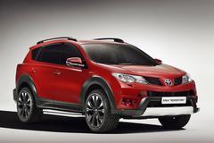 Toyota RAV4 als Premium en Adventure