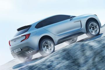 In detail: Subaru Viziv Concept