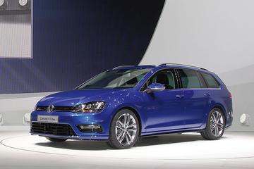 Dikke VW Golf Variant: R-Line Concept