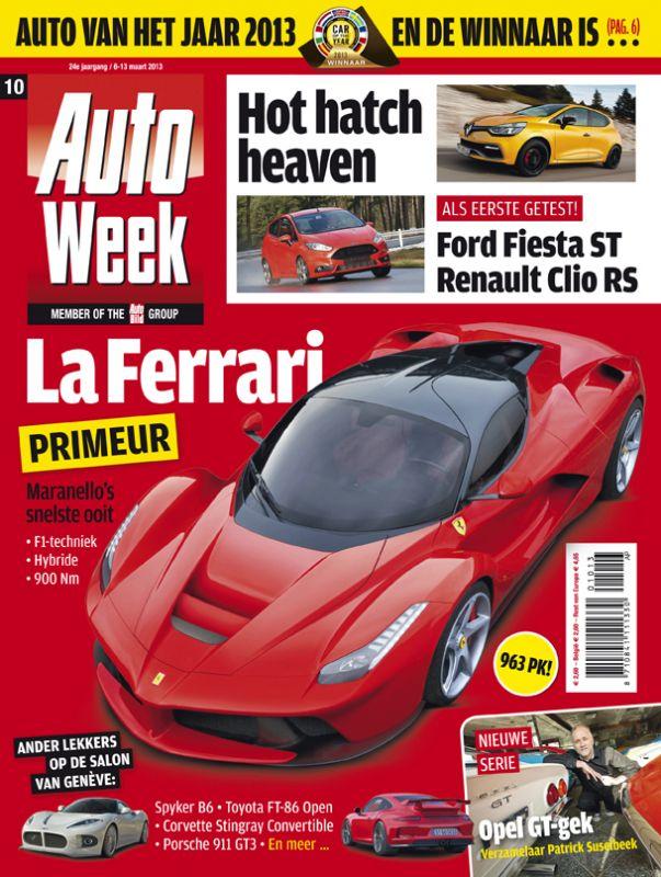 AutoWeek 10 2013