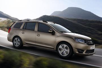 Dacia Logan MCV TCe 90 Bi-Fuel Lauréate (2016)