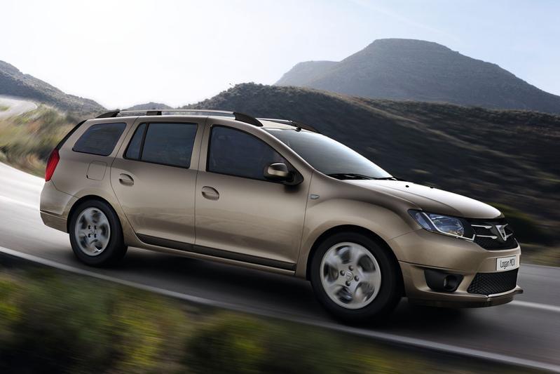 Dacia Logan MCV TCe 90 Bi-Fuel Prestige (2016)