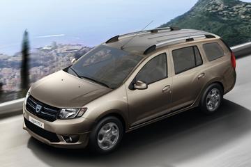 No-nonsense: Dacia Logan MCV