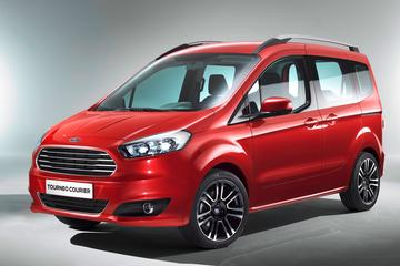 Kangoo-rivaal: Ford Tourneo Courier