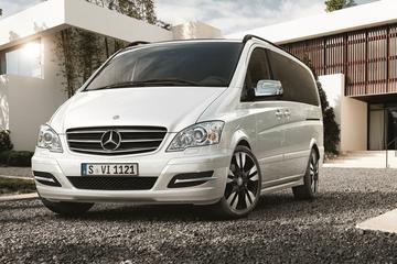 Dikke bus: Mercedes Grand Edition Viano Avantgarde