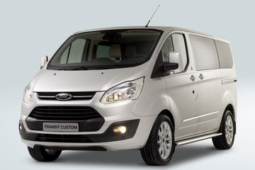 Kampioentje: Ford Transit Champions Edition