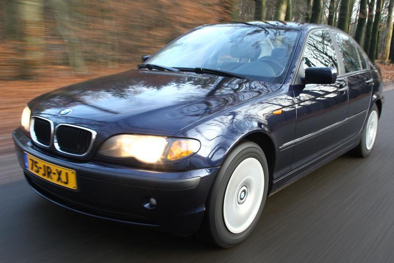 Klokje Rond - BMW 320d