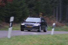 Rij-impressie Audi A6 Allroad