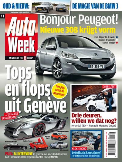 AutoWeek 11 2013