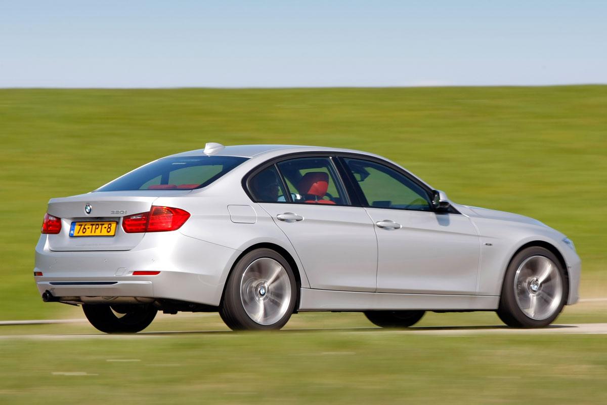 BMW I Autotests AutoWeeknl - Bmw 320i 2012