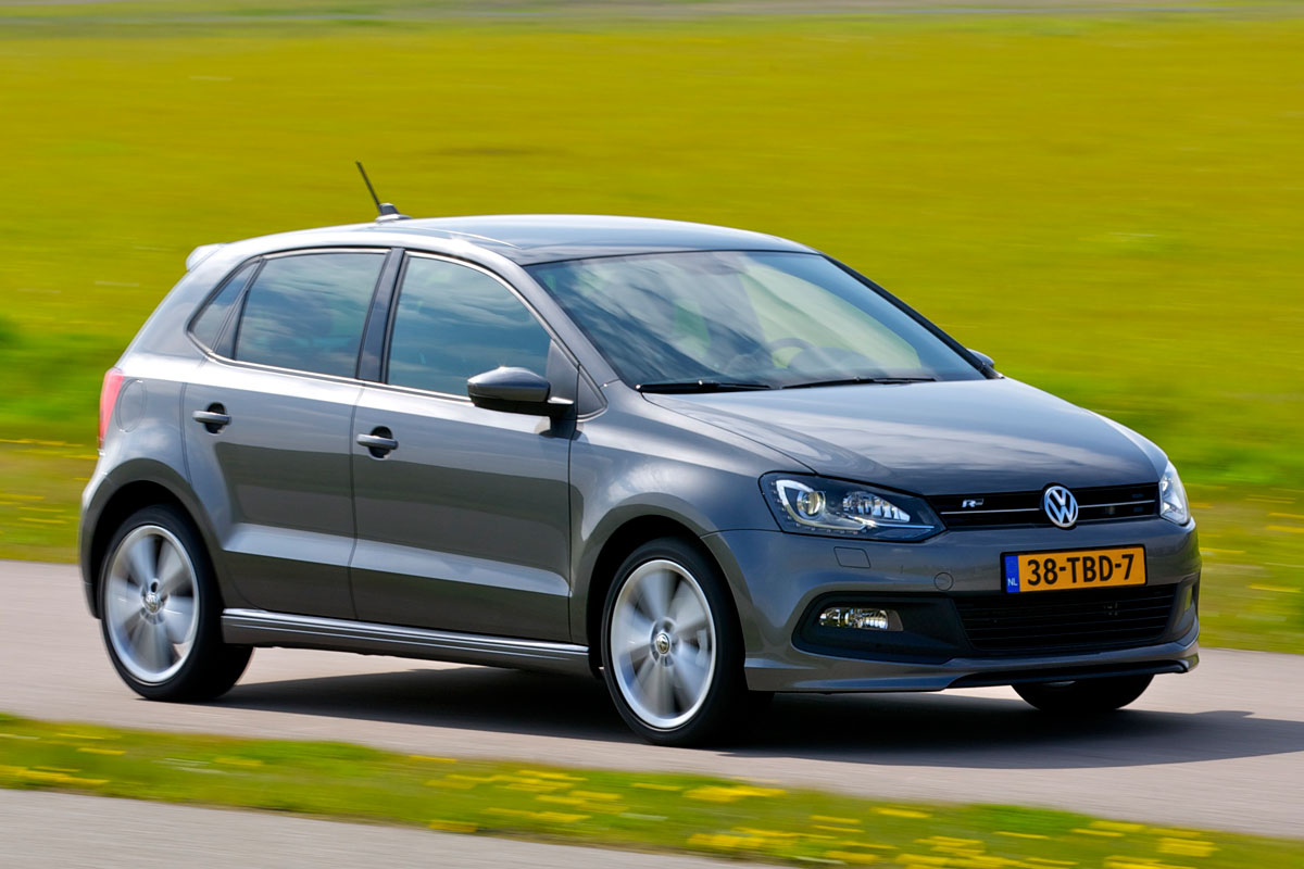volkswagen polo 1 2 tsi 90pk highline 2012 autotest. Black Bedroom Furniture Sets. Home Design Ideas