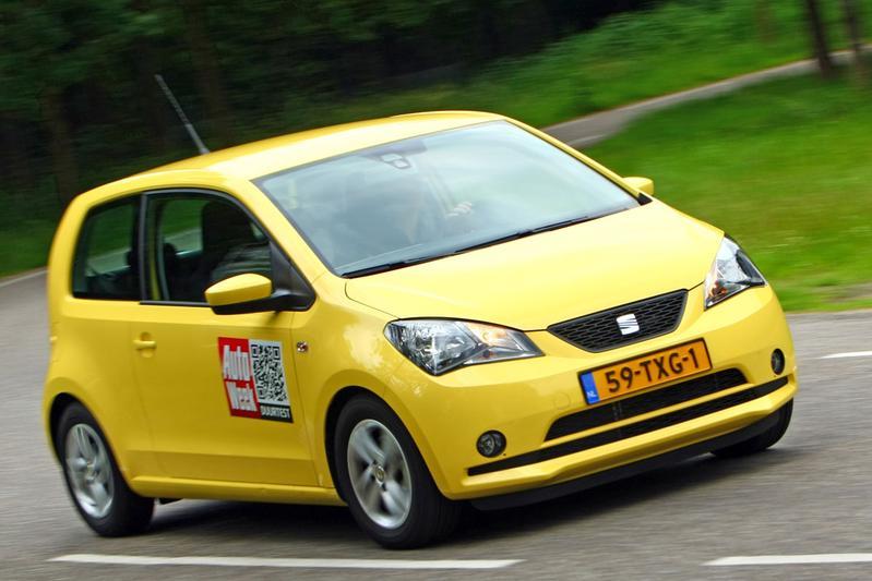 Seat Mii 1.0 60pk Ecomotive Style Chic (2012)