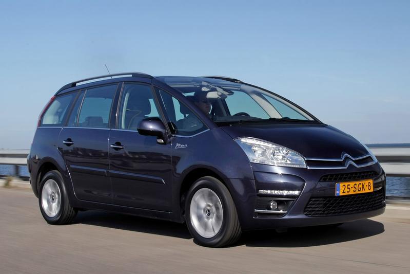 Citroën Grand C4 Picasso e-HDi 110 Tendance (2012)