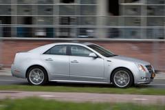 Cadillac CTS 3.6 Sport Luxury
