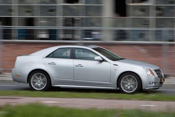 Cadillac CTS 3.6 Sport Luxury (2012)