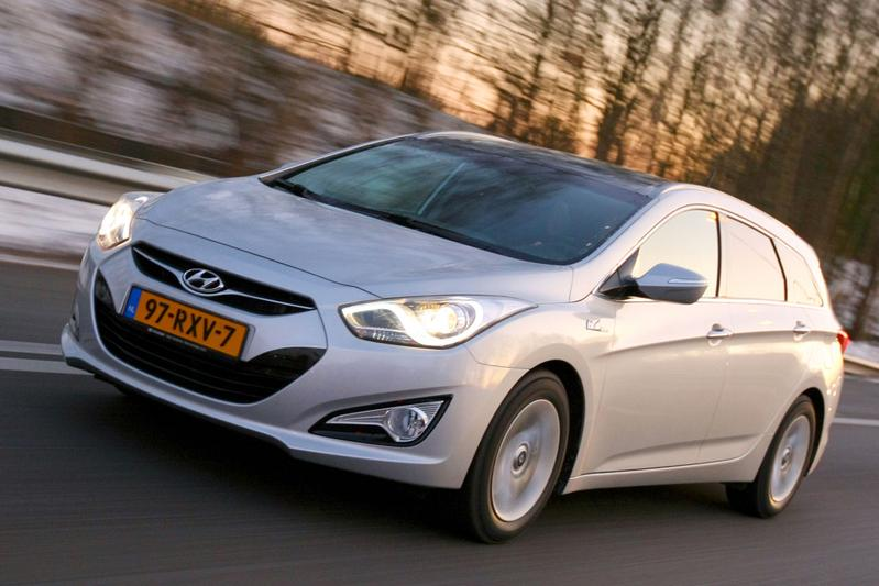 Hyundai i40 Wagon 1.7 CRDi Business Edition (2012)