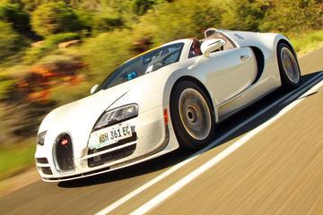 'Bugatti Veyron valt niet op te volgen'