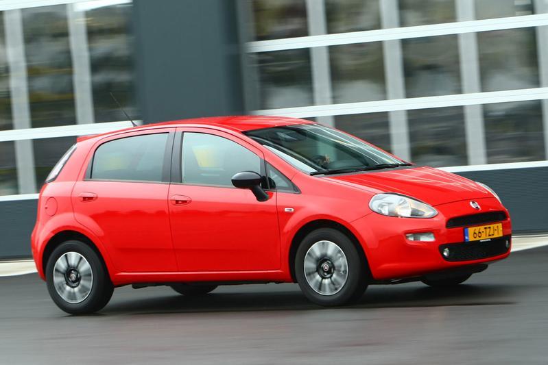 Test: Fiat Punto 0.9 TwinAir Easy (2012)