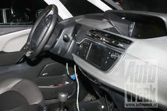Eerste beelden interieur Citroën C4 Picasso
