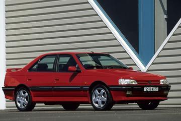 VriMiBolide: Peugeot 405 T16