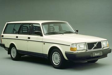 De geschiedenis van de grote Volvo stationwagen