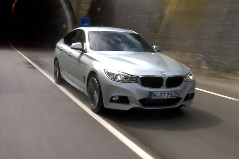 Rij-impressie BMW 3-serie GT