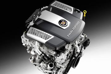 Krachtige V6 Biturbo voor Cadillac CTS